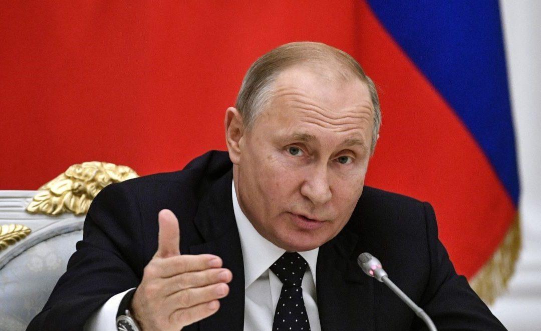 RUSIA DISPUESTA A RESTABLECER PLENAMENTE RELACIONES CON EU: PUTIN