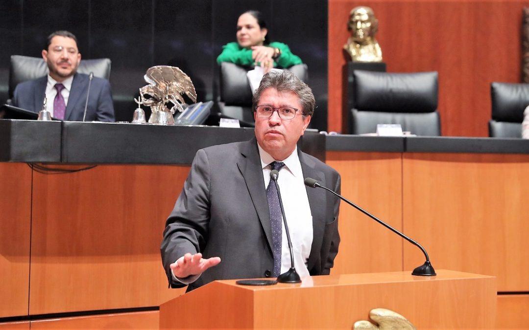 SENADO APRUEBA LEY FEDERAL DE AUSTERIDAD REPUBLICANA