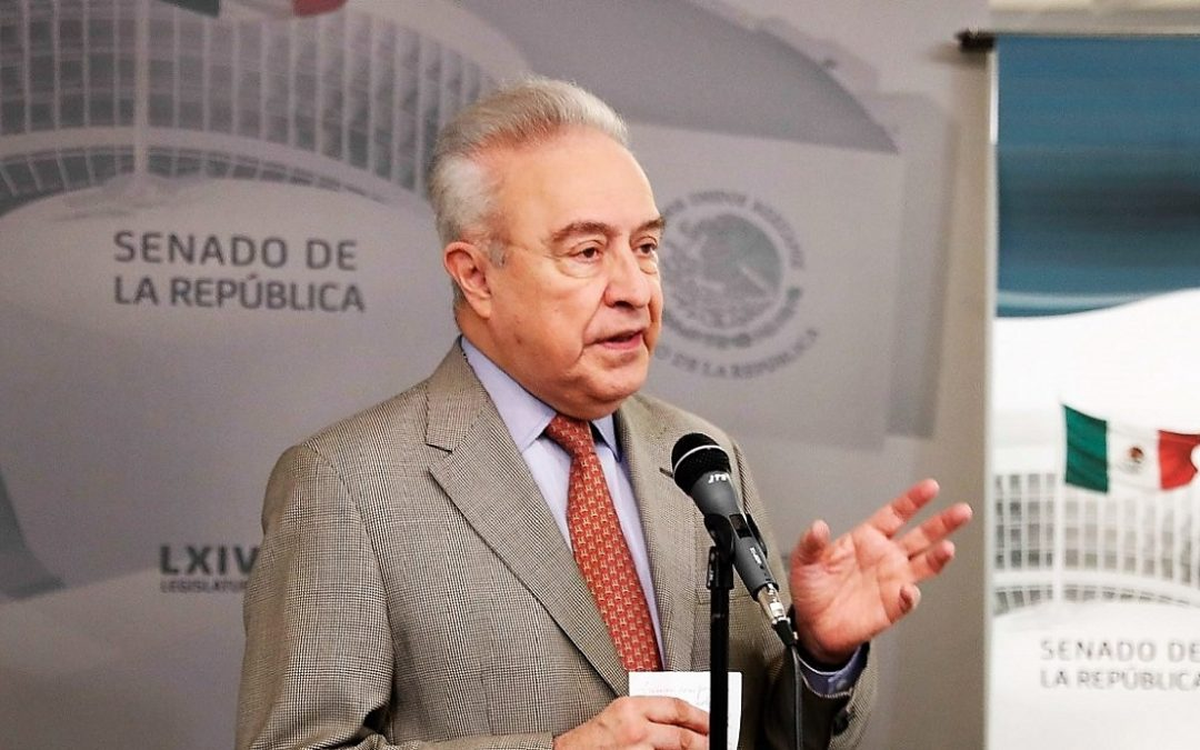 GOBIERNO DE FACTO DE BOLIVIA AGREDE A MÉXICO; VASCONCELOS