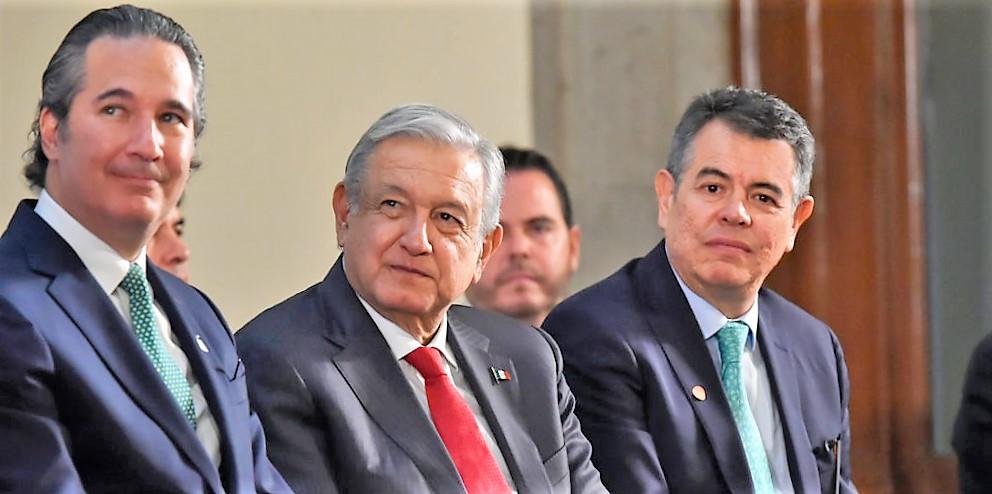 AMLO CELEBRA ESFUERZOS DEL CONSEJO DE LA COMUNICACIÓN CONTRA CORRUPCIÓN
