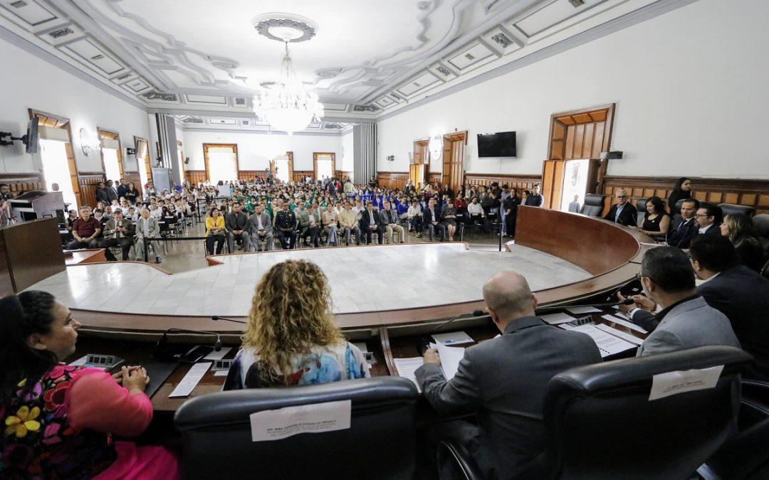 GDL CELEBRA SESIÓN SOLEMNE POR INICIO DE LA INDEPENDENCIA