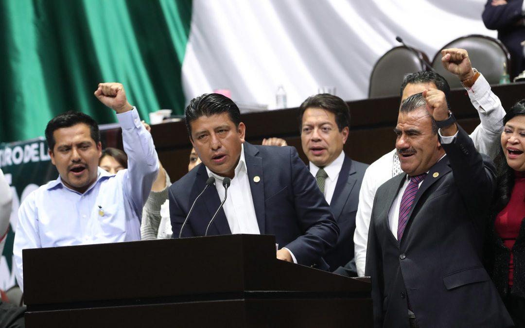 REMITEN AL SENADO DICTAMEN DE LEY REGLAMENTARIA DEL ARTÍCULO 3º CONSTITUCIONAL