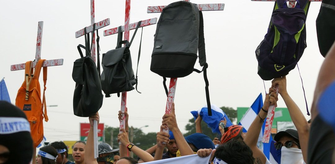 NICARAGUA: IMPUNE ANTE LAS VIOLACIONES DE LOS DERECHOS HUMANOS
