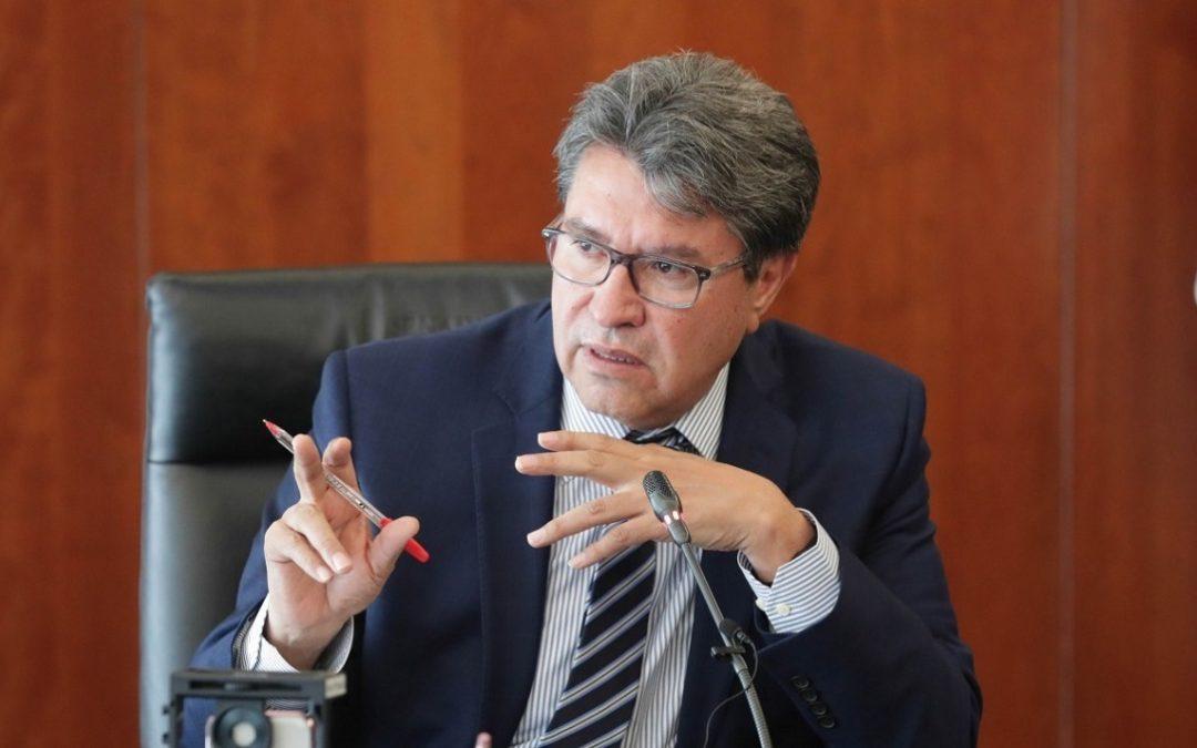 A DEBATE REVOCACIÓN DE MANDATO Y CONSULTA POPULAR: RICARDO MONREAL