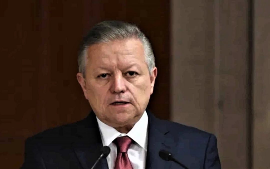 CALDERÓN PRESIONÓ A LA CORTE EN CASOS ABC Y FLORENCE CASSEZ: ZALDÍVAR