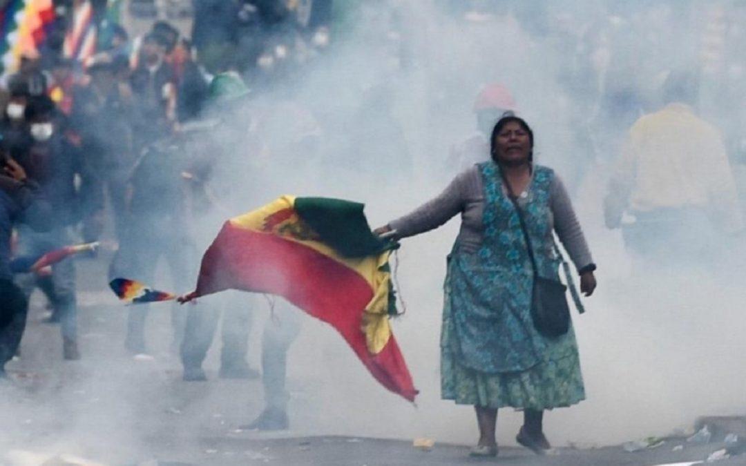 CIDH ALERTA DE IMPUNIDAD PARA VIOLACIONES A DERECHOS HUMANOS EN BOLIVIA