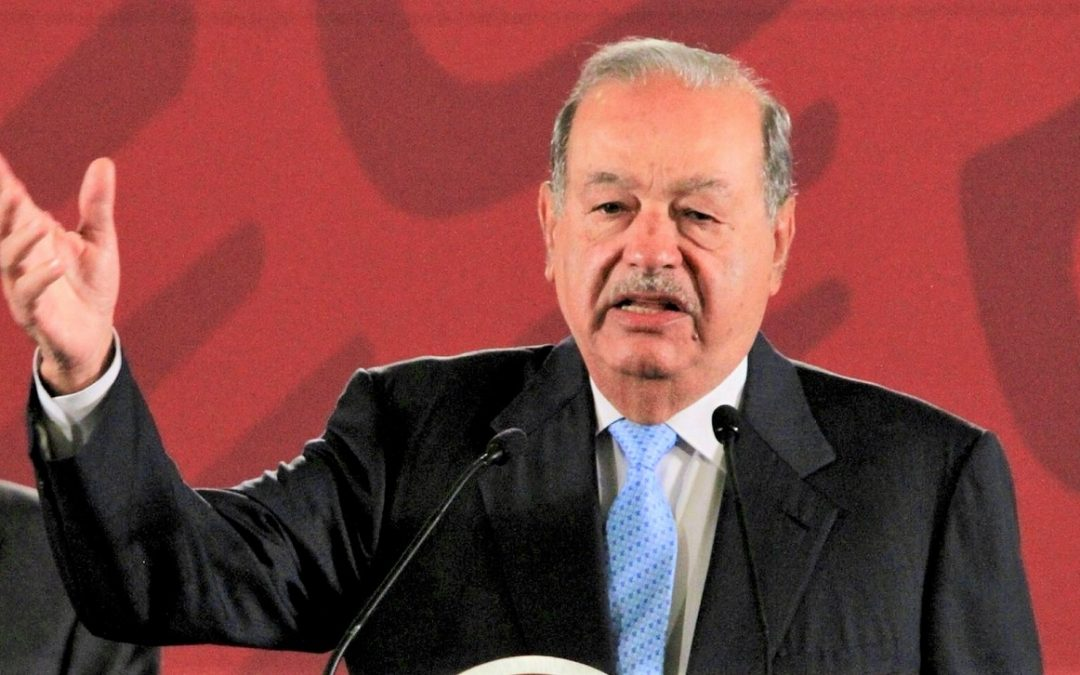 GOBIERNO DE AMLO YA SENTÓ LAS BASES PARA GENERAR INVERSIONES: SLIM