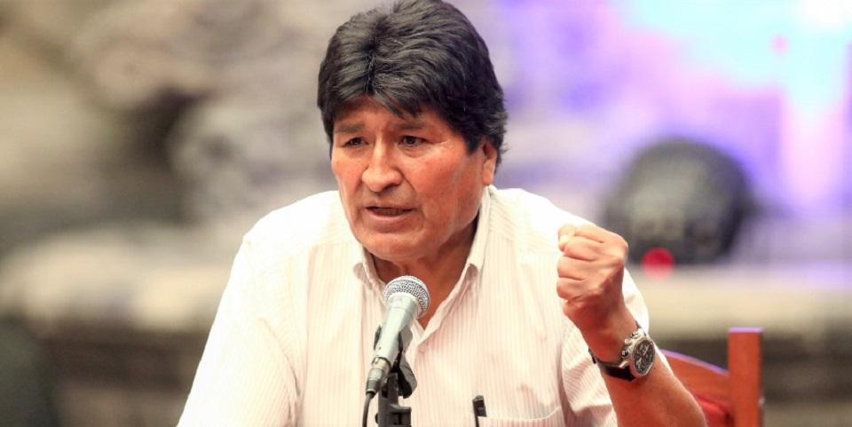 EVO MORALES: LA OEA ESTÁ AL SERVICIO DEL IMPERIO NORTEAMERICANO