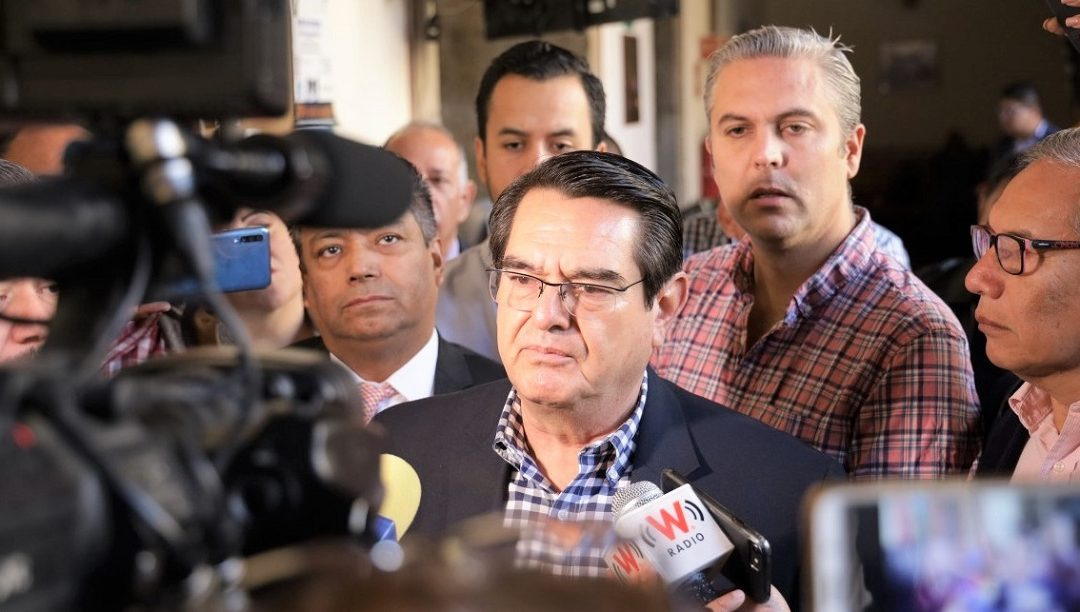 JUICIO POLÍTICO CONTRA CONSUELO ROBLES, EXIGE MORENA