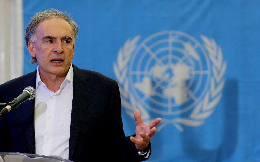 JEAN ARNAULT VIAJARÁ A BOLIVIA COMO ENVIADO PERSONAL DE LA ONU