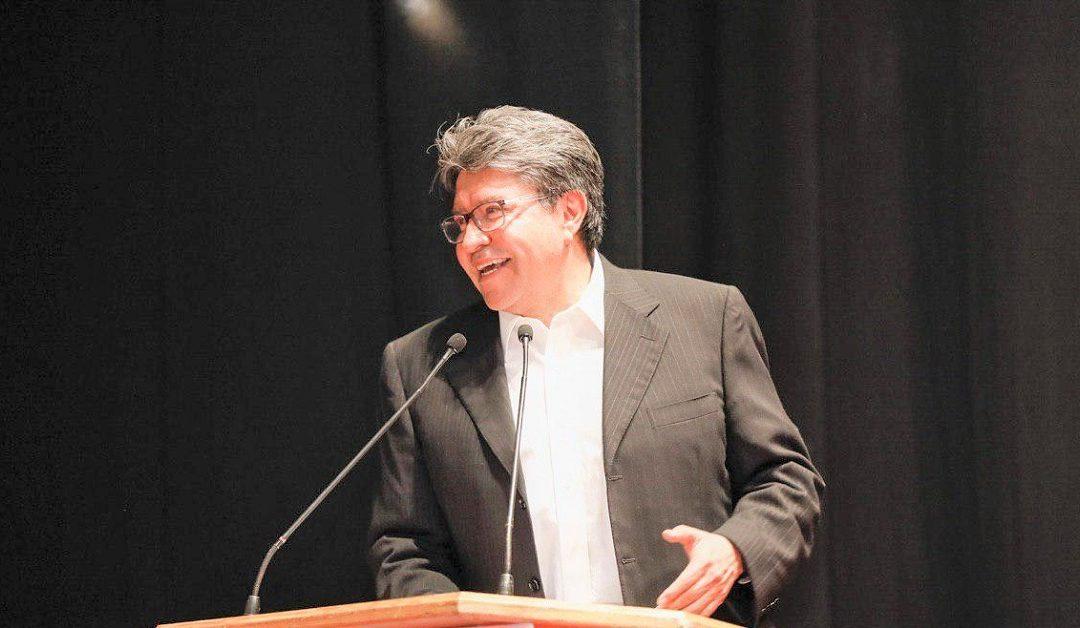 RICARDO MONREAL EXIGE PARIDAD EN EL SECTOR ENERGÉTICO