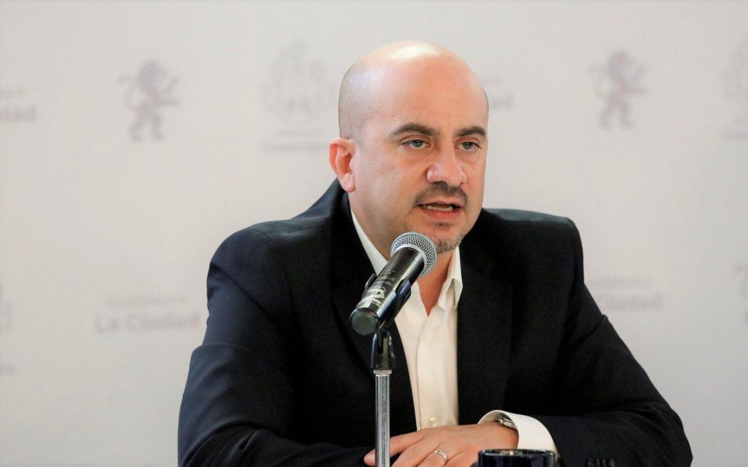 CON VISOR URBANO SE REDUCE LA CORRUPCIÓN EN UN 70%: ISMAEL DEL TORO