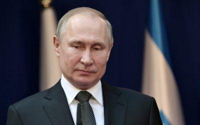 RUSIA APOYA LIBERACIÓN DE PATENTES DE VACUNAS ANTICOVID: PUTIN