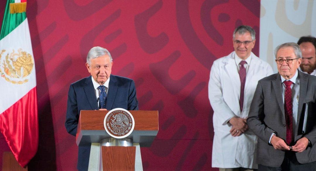ANUNCIA GOBIERNO DE MÉXICO INICIO DE FASE 2 DE LA EPIDEMIA DE COVID-19