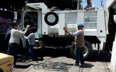 SERVICIOS MUNICIPALES DE GDL SE MANTIENEN EN OPERACIÓN
