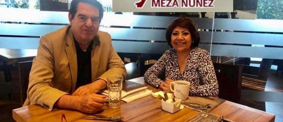 SIN LINCHAMIENTO, CASO PATRICIA MEZA VA A COMISIÓN DE HONESTIDAD Y JUSTICIA