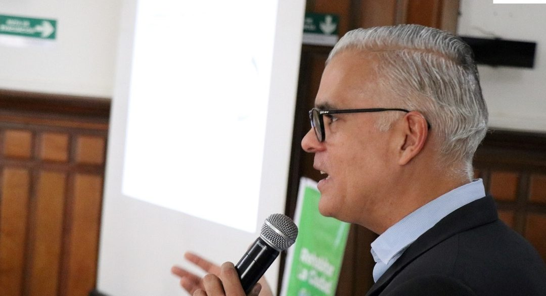 A MOVERNOS DE VUELTA, ESTRATEGIA PARA EVITAR CONTAGIOS DE CVOID-19: ZÁRATE