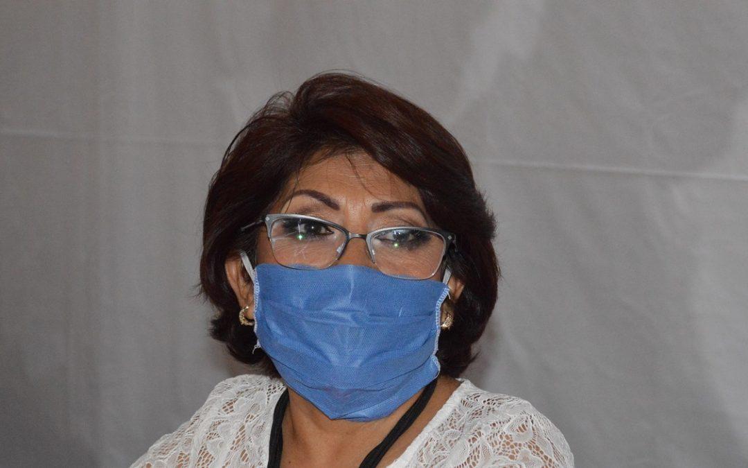 PATRICIA MEZA: SOY MORENA, DENUNCIA VIOLENCIA POLÍTICA