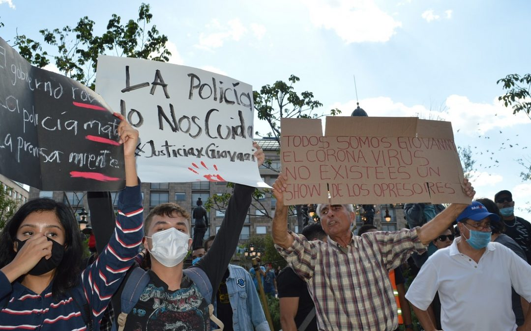 CNDH ABRE INVESTIGACIÓN DE EJECUCIÓN EN CASO GIOVANNI LÓPEZ