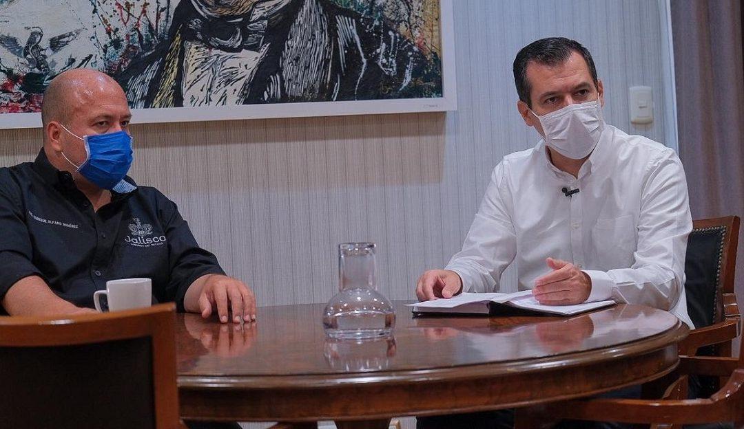 EL USO DE CUBREBOCAS SERÁ OBLIGATORIO EN EL TRANSPORTE PÚBLICO: ALFARO