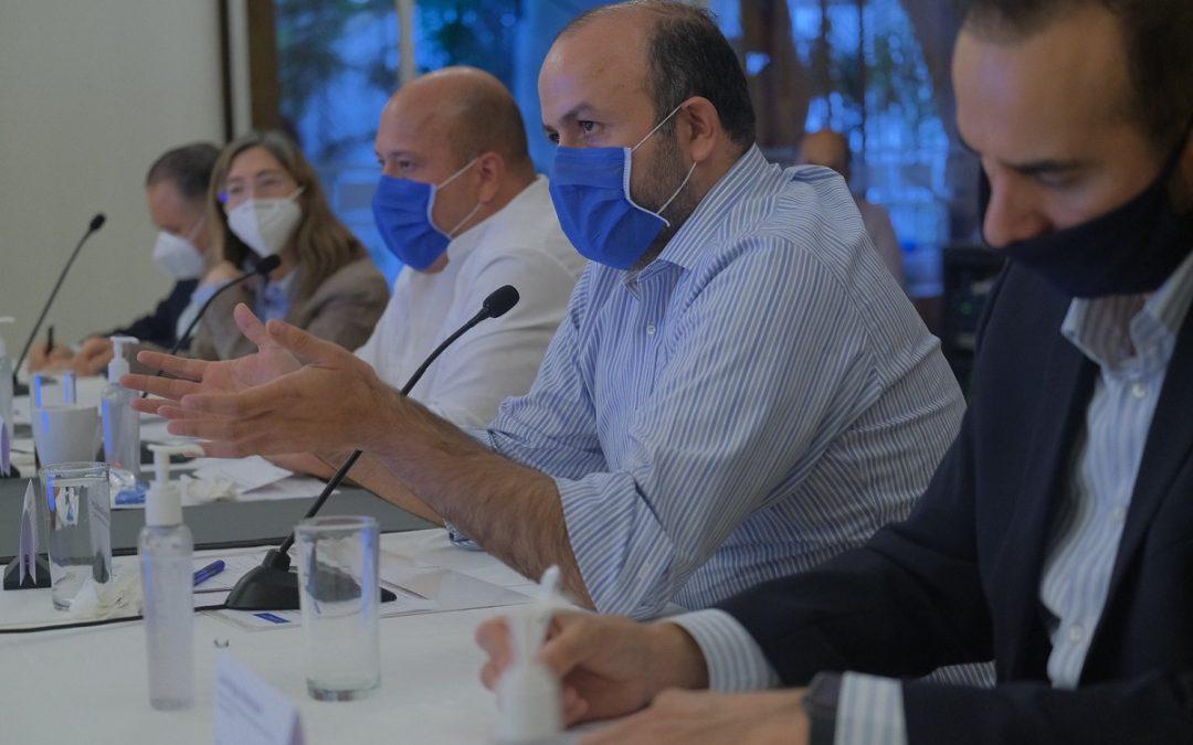 INSTALAN MESA DE EDUCACIÓN RUMBO AL PRÓXIMO CICLO ESCOLAR 2020-2021