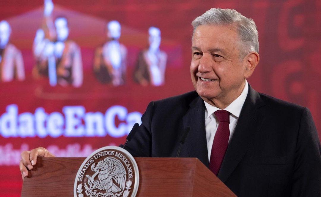 MÉXICO Y ARGENTINA PRODUCIRÁN VACUNA CONTRA COVID-19: AMLO