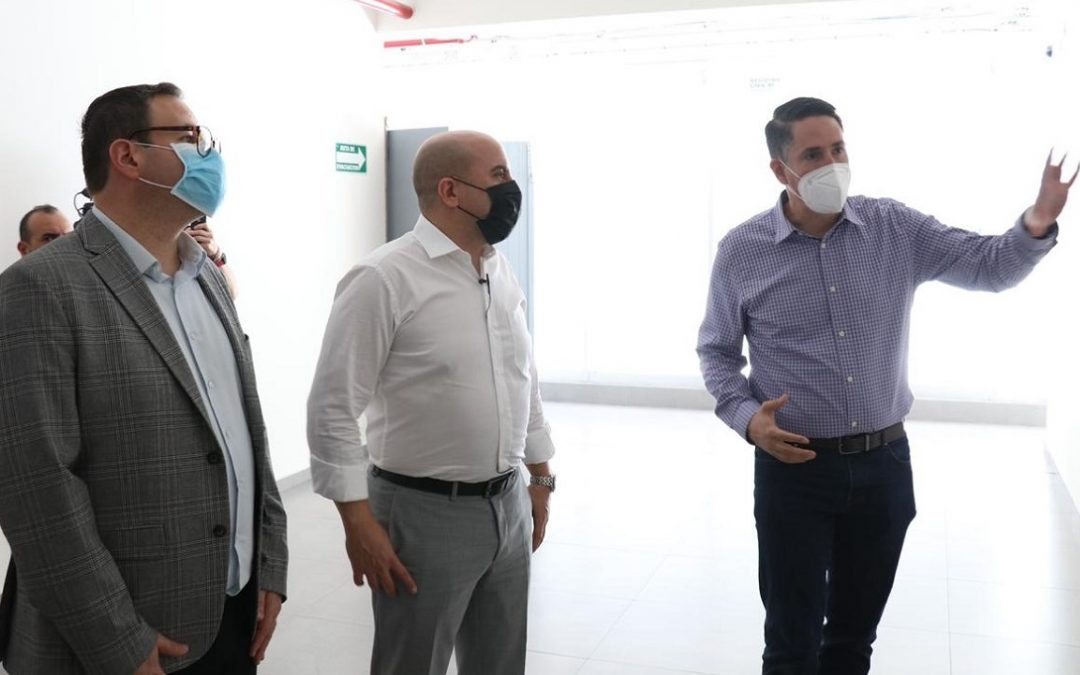 GDL COMIENZA ADAPTACIÓN DE ESPACIOS PARA RED DE LACTARIOS