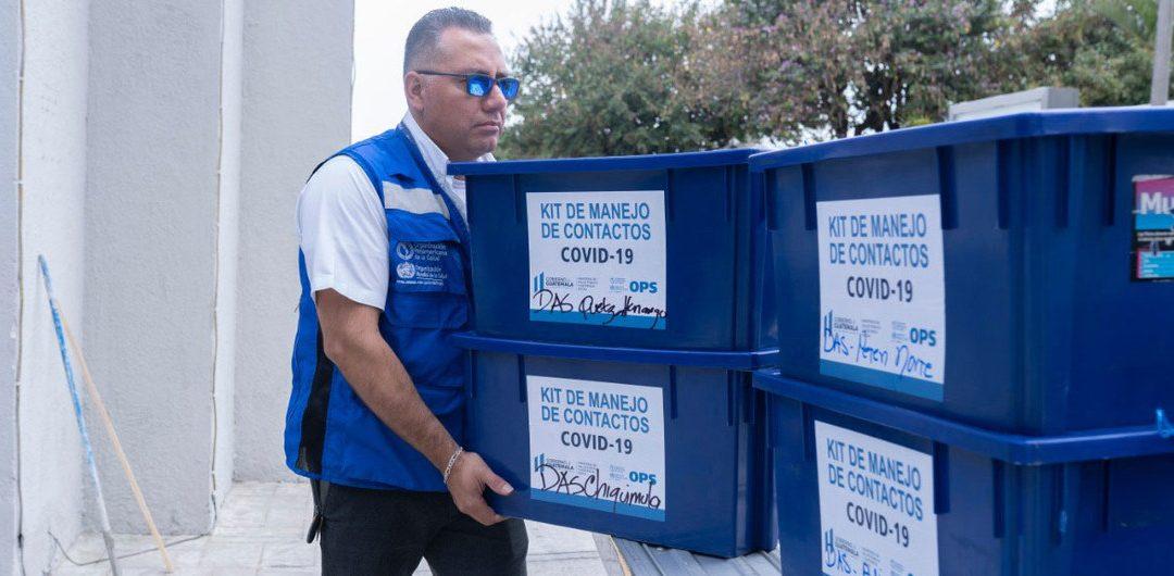 OPS ADQUIERE MILLONES DE PRUEBAS DE COVID-19 PARA AMÉRICA LATINA