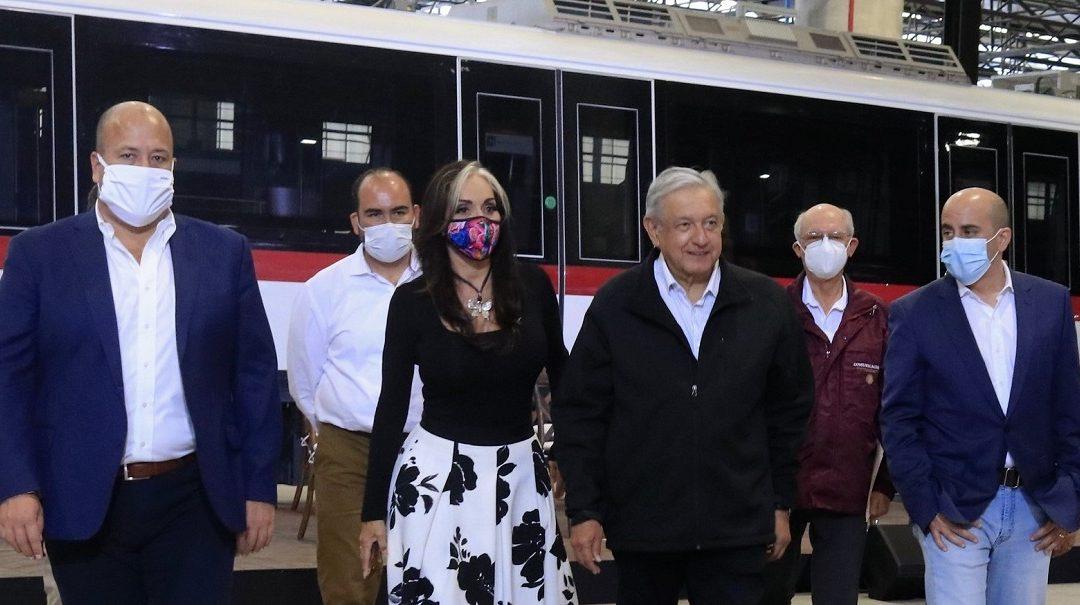 PARTICIPA DEL TORO CASTRO EN LA INAUGURACIÓN DE LA L3 DEL TREN LIGERO