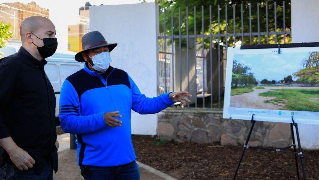 #100PARQUESGDL SUMA 150 ÁREAS VERDES INTERVENIDAS: DEL TORO