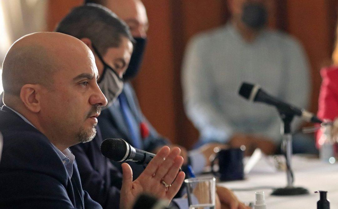 DEL TORO PRESENTÓ A EMPRESARIOS PROYECTOS PARA REACTIVAR ECONOMÍA