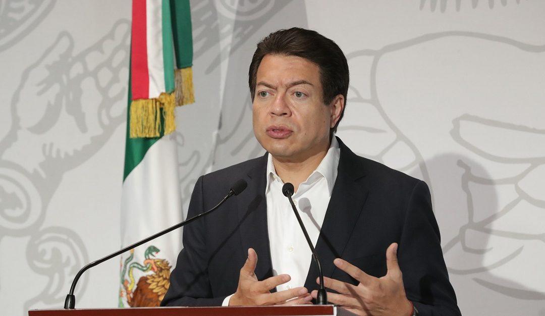 MORENA ACOMPAÑA PROPUESTA DE EJECUTIVO PARA JUICIO A EX PRESIDENTES