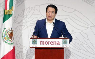 MÉXICO YA CAMBIÓ, HAY UNA PETICIÓN MUY CLARA DE ENJUICIAR A LOS EX PRESIDENTES