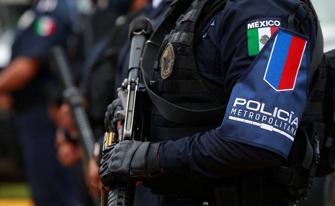 PRESENTA JALISCO A LA FUERZA DE REACCIÓN DE POLICÍA METROPOLITANA
