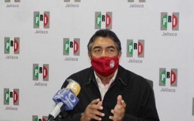 PRI JALISCO NIEGA CORRUPCIÓN EN LA L3 DEL TREN LIGERO