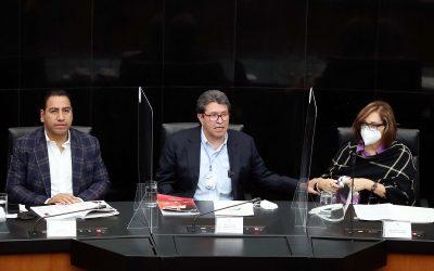 MÉXICO VIVE UNA PROFUNDA TRANSFORMACIÓN DE SUS INSTITUCIONES: MONREAL