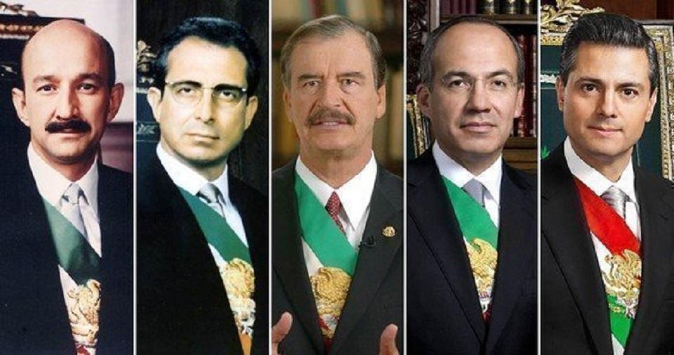 CONSULTA PARA ENJUICIAR A EX PRESIDENTES SÍ ES CONSTITUCIONAL: SCJN