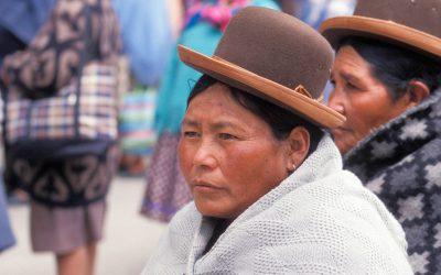 BACHELET LLAMA A GARANTIZAR ELECCIONES PACÍFICAS EN BOLIVIA