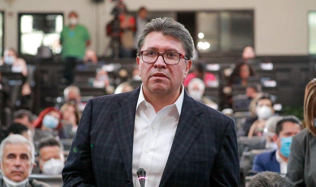 NECESARIA, REFORMA ELECTORAL PROFUNDA, SOSTIENE RICARDO MONREAL