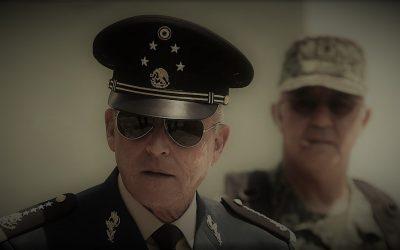 POR RIESGO DE FUGA, EL GENERAL SALVADOR CIENFUEGOS SE QUEDA EN PRISIÓN