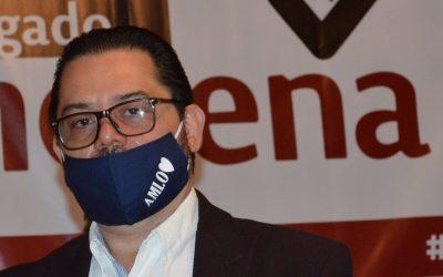 ANTE FALTA DE LIDERAZGO EN MORENA JALISCO HAN ARRIBADO OPORTUNISTAS: PÁEZ