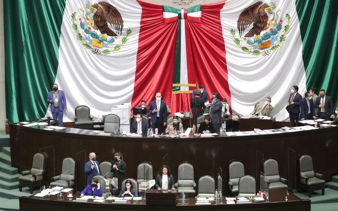 REMITE AL EJECUTIVO LEY DE INGRESOS DE LA FEDERACIÓN 2021