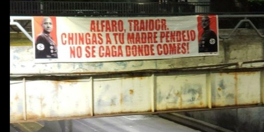 AHORA ALFARO AMAGA A AMLO CON CREAR UN SISTEMA TRIBUTARIO ESTATAL
