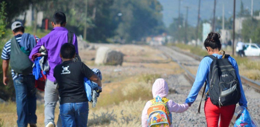 ACNUR CONSIGUE REUBICAR A MÁS DE 10 MIL PERSONAS EN MÉXICO