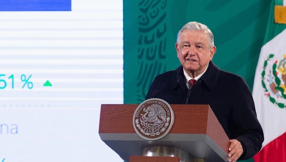 SOBRE TOMA DEL CAPITOLIO DESEAMOS QUE PREVALEZCA LA DEMOCRACIA: AMLO