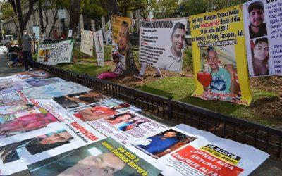 DIPUTADOS CREAN NUEVA LEY DE PERSONAS DESAPARECIDAS