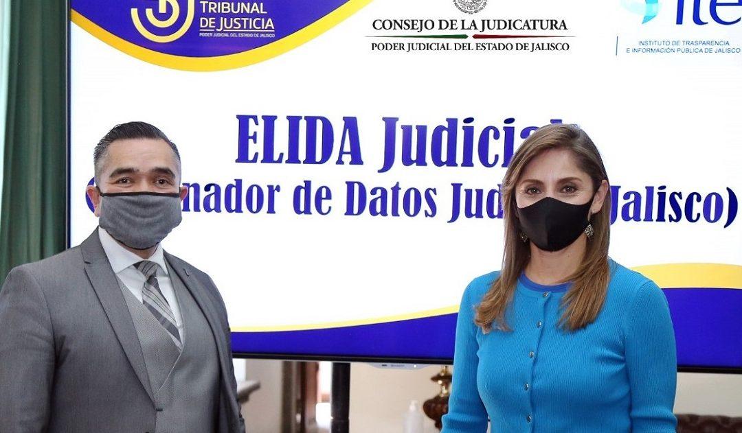 PJEJ PRESENTA SOFTWARE PARA MÁXIMA PUBLICIDAD DE SENTENCIAS