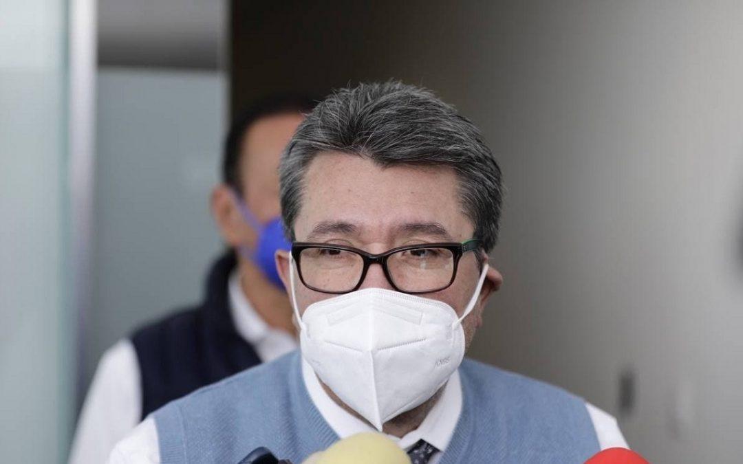 INEVITABLE REFORMA AL SISTEMA ELECTORAL DESPUÉS DEL 6 DE JUNIO: MONREAL