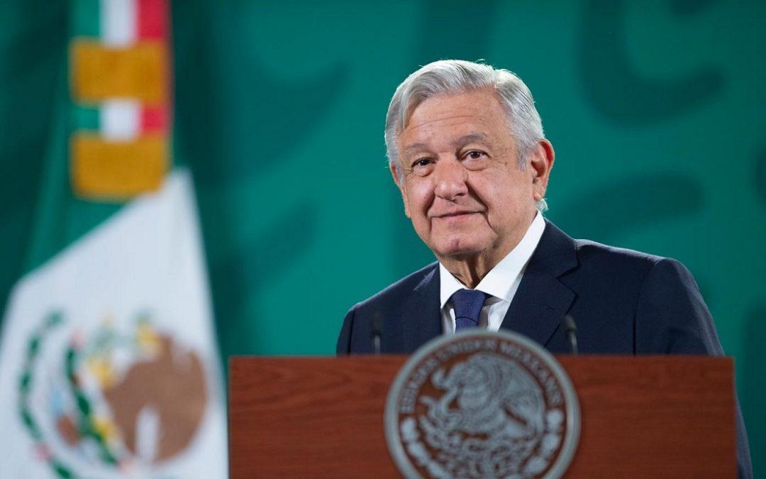 AMLO PIDE A EU EXPLICAR FINANCIAMIENTO A MEXICANOS CONTRA LA CORRUPCIÓN