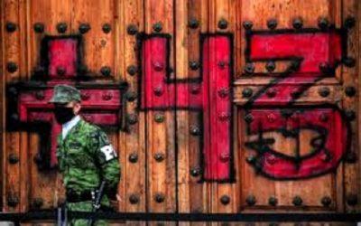 VERDAD HISTÓRICA DEL CASO AYOTZINAPA NO TIENE BASE CIENTÍFICA: ONU-DH MÉXICO